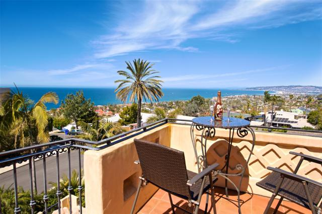 1135 Barcelona Dr, San Diego, CA 92107 (#180034290) :: Whissel Realty