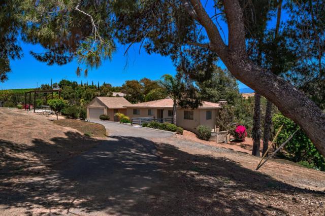 2505 Via Rancheros, Fallbrook, CA 92028 (#180036728) :: Keller Williams - Triolo Realty Group