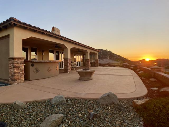 12865 Vineyard Crest Pl, Lakeside, CA 92040 (#180038186) :: The Yarbrough Group