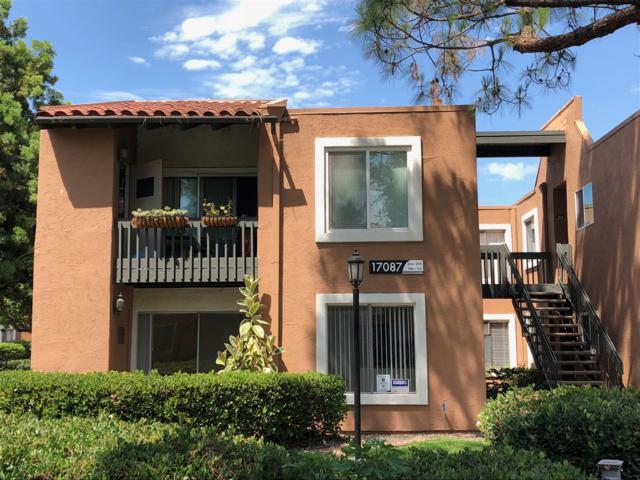 17087 W Bernardo Dr #106, San Diego, CA 92127 (#180038993) :: Keller Williams - Triolo Realty Group