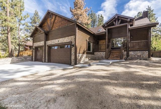 153 Crystal Lake, Big Bear Lake, CA 92315 (#180040839) :: Whissel Realty