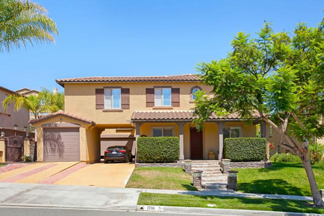 1716 Crossroads St, Chula Vista, CA 91915 (#180041244) :: Whissel Realty