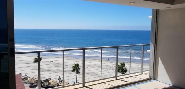 1720 Avenida Del Mundo #605, Coronado, CA 92118 (#180042024) :: Ascent Real Estate, Inc.