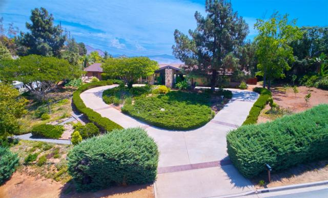 1011 Vista Madera Ln, El Cajon, CA 92019 (#180043284) :: The Yarbrough Group