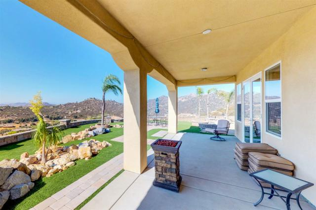 11967 Via Trevi, Lakeside, CA 92040 (#180043520) :: Coldwell Banker Residential Brokerage