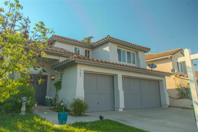 761 Masters Dr., Oceanside, CA 92057 (#180044142) :: The Yarbrough Group