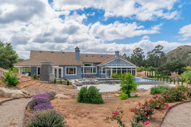 15141 Canyon Pass, Poway, CA 92064 (#180046063) :: Coldwell Banker Residential Brokerage