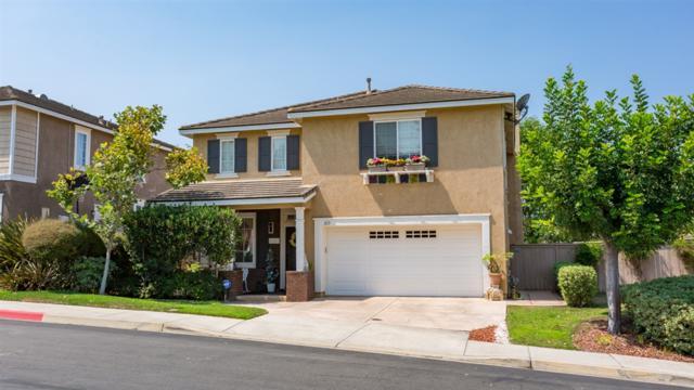 813 Sierra Verde, Vista, CA 92084 (#180046098) :: Whissel Realty