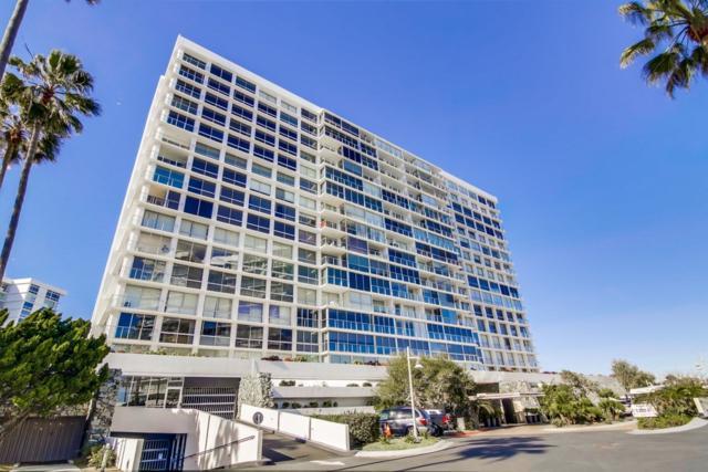 1810 Avenida Del Mundo #602, Coronado, CA 92118 (#180049252) :: eXp Realty of California Inc.