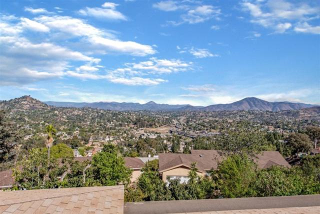 4255 Summit Drive, La Mesa, CA 91941 (#180052077) :: Douglas Elliman - Ruth Pugh Group