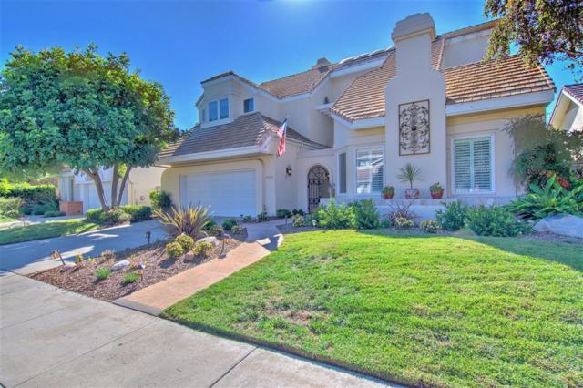 16032 Avenida Calma, Rancho Santa Fe, CA 92091 (#180055957) :: KRC Realty Services