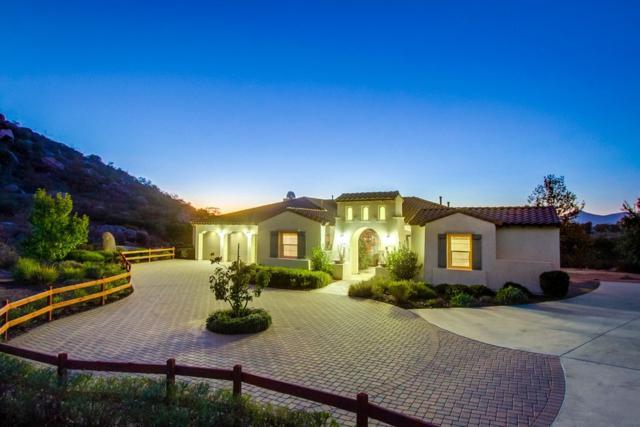 12054 Via Trevi, Lakeside, CA 92040 (#180056737) :: Steele Canyon Realty