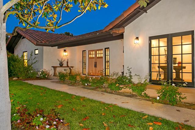 7337 La Soldadera, Rancho Santa Fe, CA 92067 (#180060277) :: Ascent Real Estate, Inc.