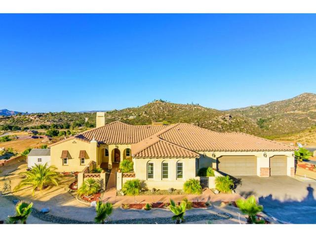 12865 Vineyard Crest Pl, Lakeside, CA 92040 (#180061311) :: The Yarbrough Group