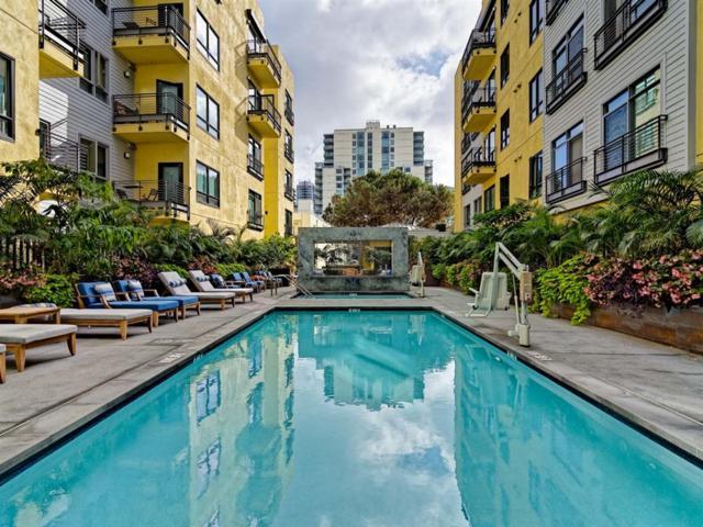 889 Date #405, San Diego, CA 92101 (#180062193) :: Beachside Realty