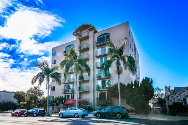 3310 1st Avenue 6B, San Diego, CA 92103 (#180065500) :: Coldwell Banker Residential Brokerage
