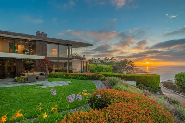 1585 Coast Walk, La Jolla, CA 92037 (#180067358) :: Neuman & Neuman Real Estate Inc.