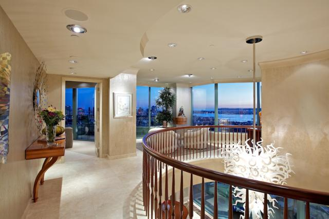 2500 6th Avenue Penthouse 7, San Diego, CA 92103 (#190003224) :: Whissel Realty
