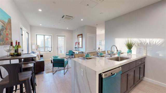2124 Front St #1, San Diego, CA 92101 (#190003326) :: Coldwell Banker Residential Brokerage