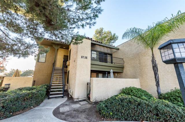 6736 Oakridge Rd #209, San Diego, CA 92120 (#190006268) :: Whissel Realty