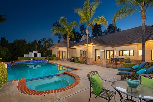 17329 Avenida Peregrina, Rancho Santa Fe, CA 92067 (#190014256) :: Coldwell Banker Residential Brokerage