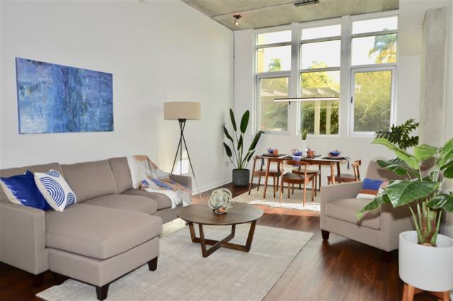 3740 Park Blvd #118, San Diego, CA 92103 (#190015266) :: Neuman & Neuman Real Estate Inc.