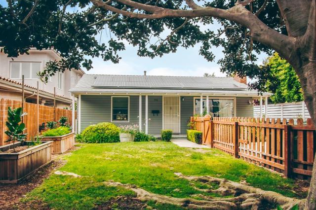 540 Palomar Ave, La Jolla, CA 92037 (#190018168) :: Neuman & Neuman Real Estate Inc.