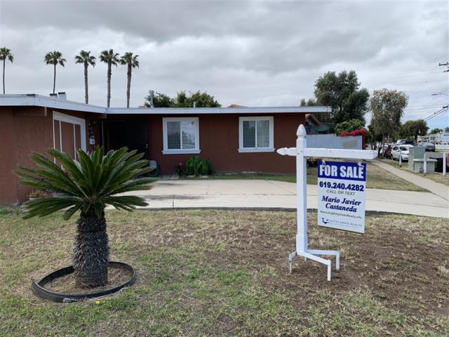 615 Cochran Avenue, San Diego, CA 92154 (#190020542) :: Neuman & Neuman Real Estate Inc.