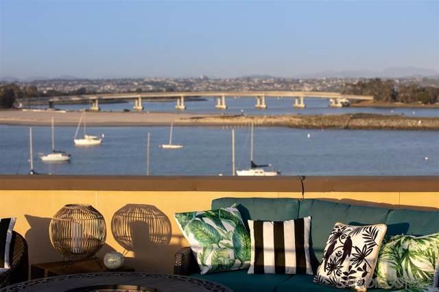 2808 Bayside Walk F, San Diego, CA 92109 (#190020756) :: Neuman & Neuman Real Estate Inc.