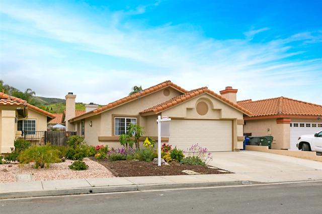 607 Corte Galante, San Marcos, CA 92069 (#190020786) :: Coldwell Banker Residential Brokerage