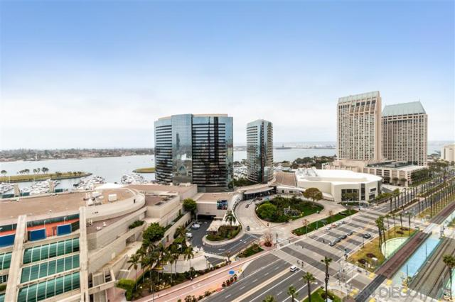 100 Harbor Drive #2005, San Diego, CA 92101 (#190021126) :: The Yarbrough Group