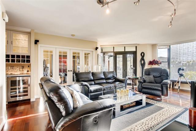 500 W Harbor Drive #420, San Diego, CA 92101 (#190021186) :: Pugh | Tomasi & Associates