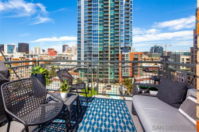 877 Island Ave #803, San Diego, CA 92101 (#190021211) :: Be True Real Estate