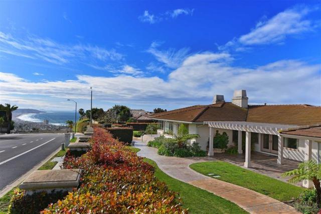 5836 La Jolla Mesa Drive, La Jolla, CA 92037 (#190021461) :: Coldwell Banker Residential Brokerage