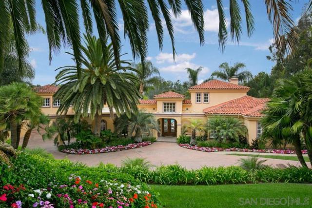16304 Avenida De Los Olivos, Rancho Santa Fe, CA 92067 (#190021709) :: Whissel Realty