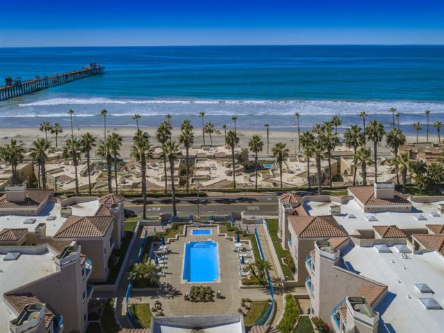400 N Pacific St #105, Oceanside, CA 92054 (#190021821) :: Coldwell Banker Residential Brokerage