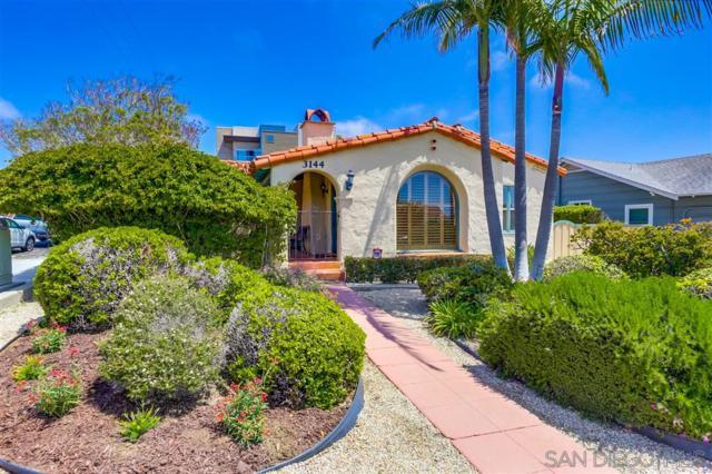 3144 Fenelon, San Diego, CA 92106 (#190022018) :: The Yarbrough Group