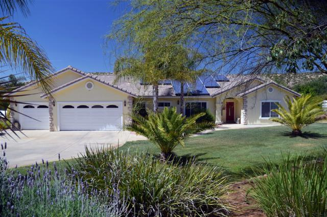 22544 Tombill Rd., Ramona, CA 92065 (#190022289) :: Whissel Realty