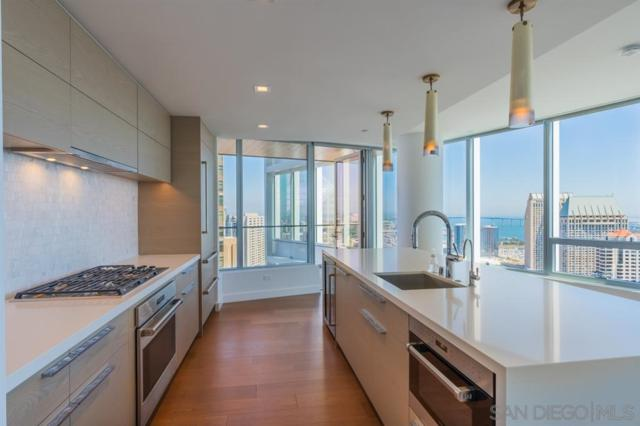 888 W E St #3903, San Diego, CA 92101 (#190022750) :: Coldwell Banker Residential Brokerage