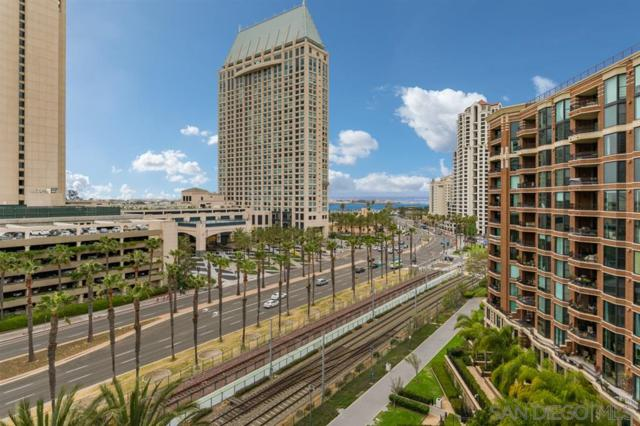 500 W Harbor Drive #920, San Diego, CA 92101 (#190023280) :: Cane Real Estate