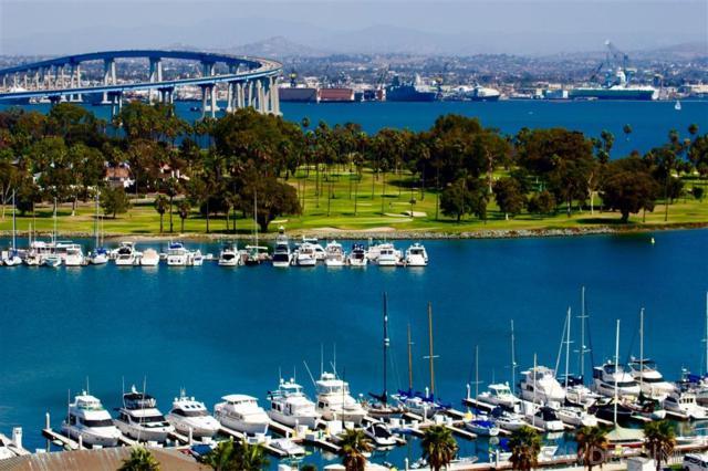 1720 Avenida Del Mundo Penthouse 1608, Coronado, CA 92118 (#190023479) :: Neuman & Neuman Real Estate Inc.