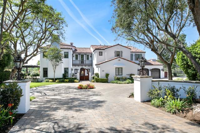 6108 Avenida Del Duque, Rancho Santa Fe, CA 92067 (#190026394) :: The Yarbrough Group