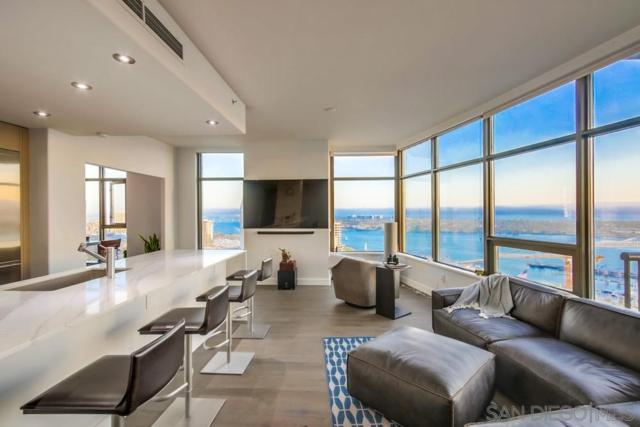 700 W E St #3401, San Diego, CA 92101 (#190027744) :: Neuman & Neuman Real Estate Inc.