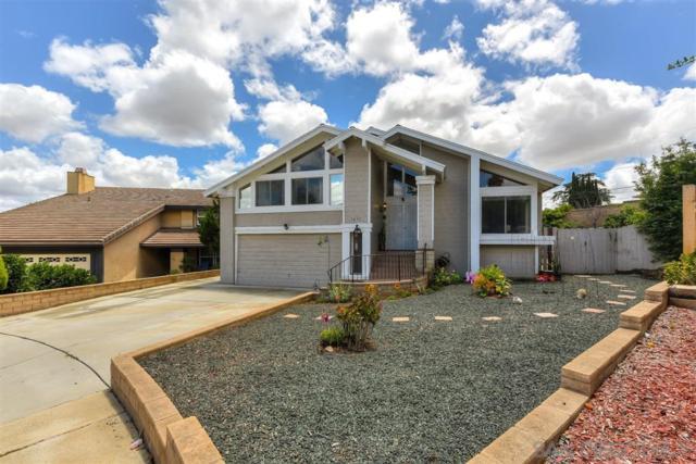 1635 Hawk Ridge Pl, Escondido, CA 92027 (#190027942) :: Whissel Realty