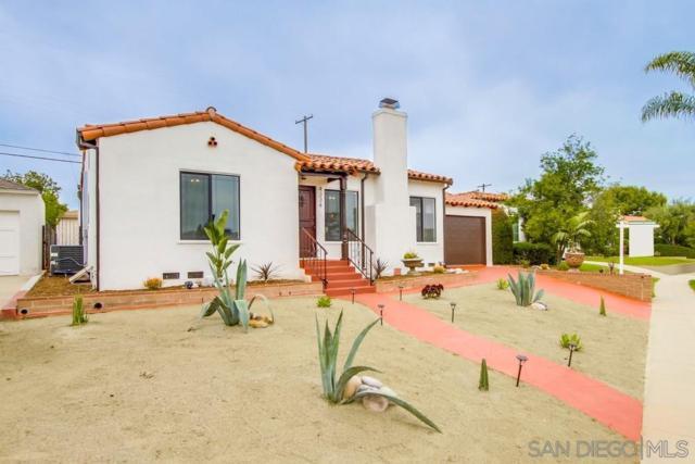 4334 Alder Dr, San Diego, CA 92116 (#190030327) :: Coldwell Banker Residential Brokerage