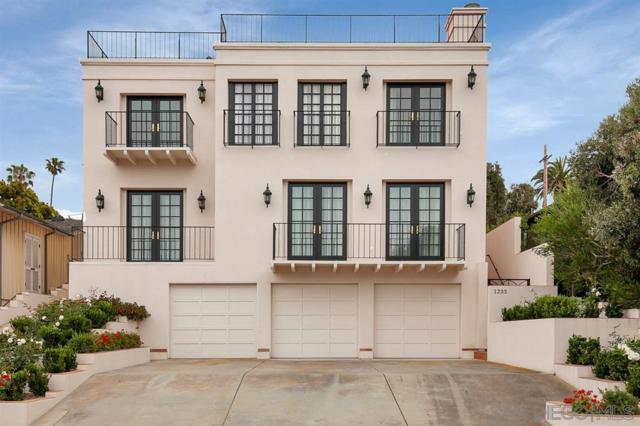 1233 Silverado Street, La Jolla, CA 92037 (#190031102) :: Coldwell Banker Residential Brokerage