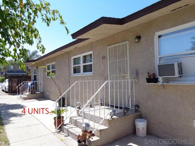 351 Millar Ave, El Cajon, CA 92020 (#190033146) :: Neuman & Neuman Real Estate Inc.