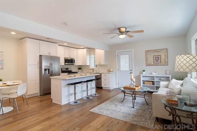 130 W Lewis St, San Diego, CA 92103 (#190034000) :: Coldwell Banker Residential Brokerage