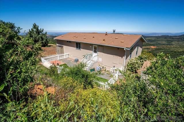 5495 Acorn Patch Rd, Julian, CA 92036 (#190035692) :: Neuman & Neuman Real Estate Inc.
