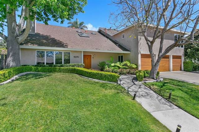 8695 Cliffridge Ave, La Jolla, CA 92037 (#190035871) :: Neuman & Neuman Real Estate Inc.